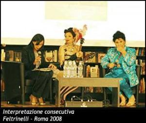 Interpretazione Consecutiva Maurisa Laurito