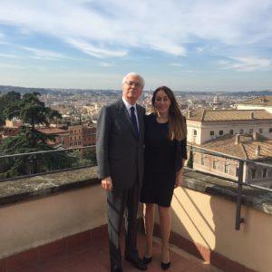 Interpretazione di Trattativa per Cesare Geronzi - Presidente Assicurazioni Generali – 2015