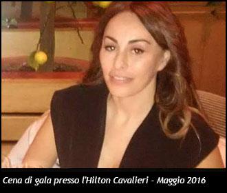 Cena di Gala all'Hilton Cavalieri ( Maggio 2016)
