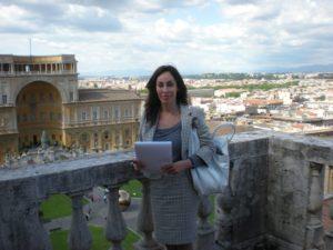 Interpretazione consecutiva presso Archivio Segreto Vaticano